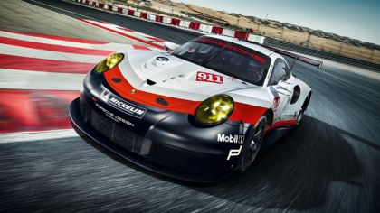 2017 Porsche 911 ( 991 ) RSR 9