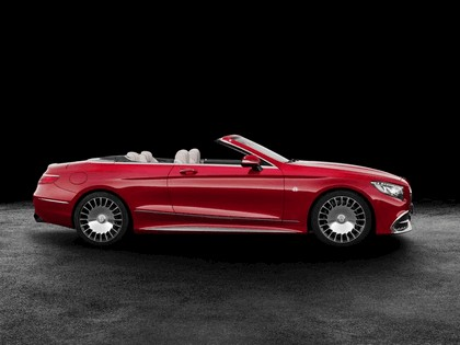 2017 Mercedes-Maybach S 650 cabriolet 3