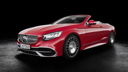 2017 Mercedes-Maybach S 650 cabriolet 5