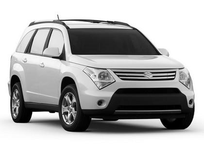2007 Suzuki XL7 1