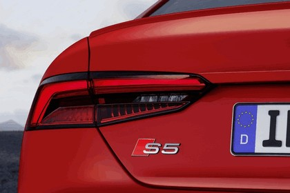 2017 Audi S5 coupé 30