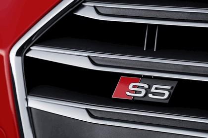 2017 Audi S5 coupé 36