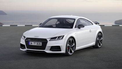 2017 Audi TT Coupé S line competition 5