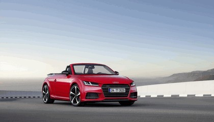 2017 Audi TT Roadster S line competition 1