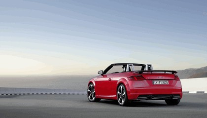 2017 Audi TT Roadster S line competition 2