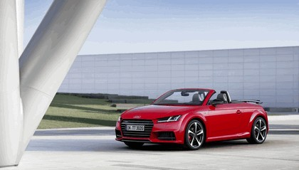 2017 Audi TT Roadster S line competition 3
