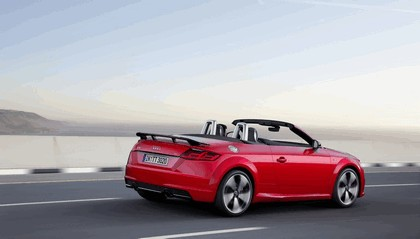2017 Audi TT Roadster S line competition 4