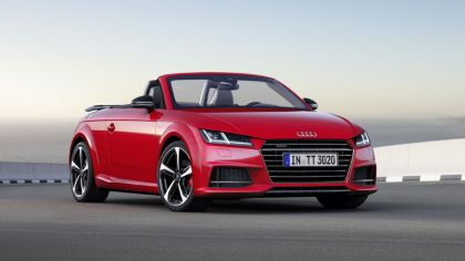 2017 Audi TT Roadster S line competition 7