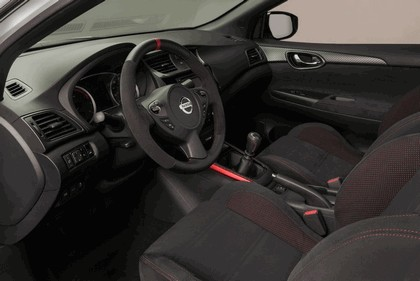 2017 Nissan Sentra Nismo 14