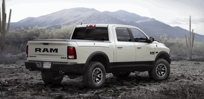 2017 Ram 1500 Rebel Mojave Sand Special Edition 2