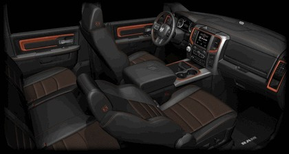 2017 Ram 1500 Rebel Mojave Sand Special Edition 4