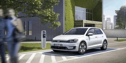 2017 Volkswagen e-Golf ( VII ) 1