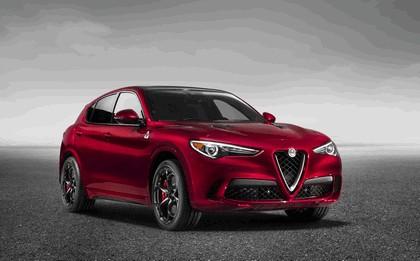 2018 Alfa Romeo Stelvio Quadrifoglio 1