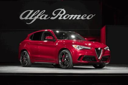 2018 Alfa Romeo Stelvio Quadrifoglio 13