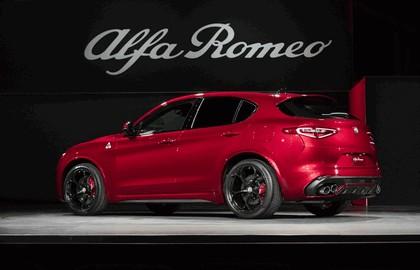 2018 Alfa Romeo Stelvio Quadrifoglio 14