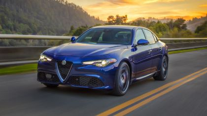 2017 Alfa Romeo Giulia TI - USA version 6