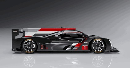 2017 Cadillac DPi-V.R race car 2