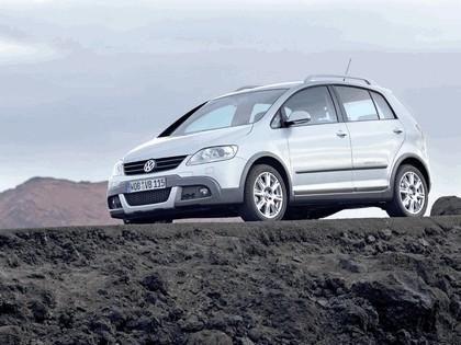 2007 Volkswagen CrossGolf 2