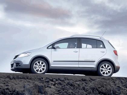 2007 Volkswagen CrossGolf 4