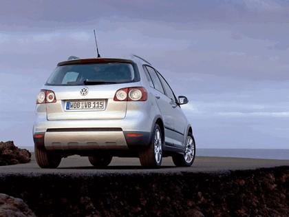 2007 Volkswagen CrossGolf 6