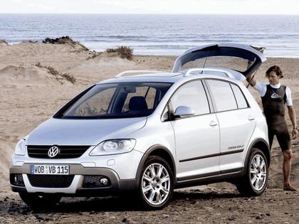 2007 Volkswagen CrossGolf 8