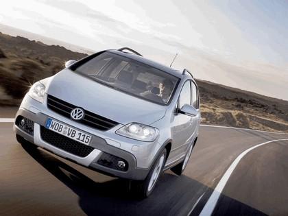 2007 Volkswagen CrossGolf 9