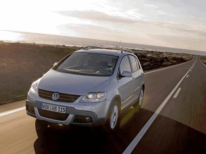 2007 Volkswagen CrossGolf 10