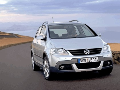 2007 Volkswagen CrossGolf 11