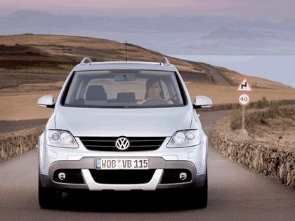 2007 Volkswagen CrossGolf 12