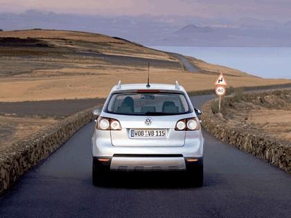 2007 Volkswagen CrossGolf 13