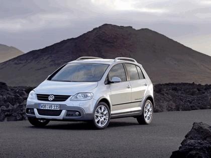 2007 Volkswagen CrossGolf 14