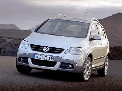 2007 Volkswagen CrossGolf 15