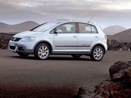 2007 Volkswagen CrossGolf 17
