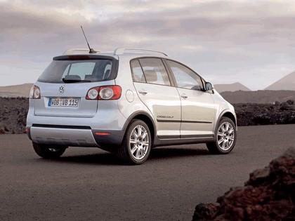 2007 Volkswagen CrossGolf 18
