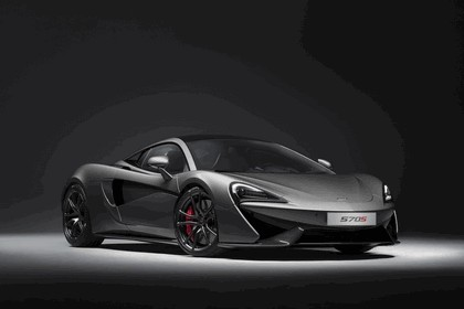 2017 McLaren 570S with Track Pack 1