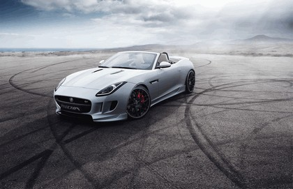 2016 Jaguar F-Type Convertible 5.0 by Piecha Design 1