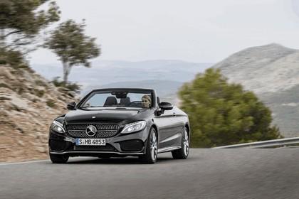 2016 Mercedes-AMG C43 cabriolet 3