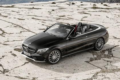 2016 Mercedes-AMG C43 cabriolet 9