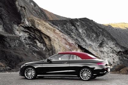 2016 Mercedes-AMG C43 cabriolet 14