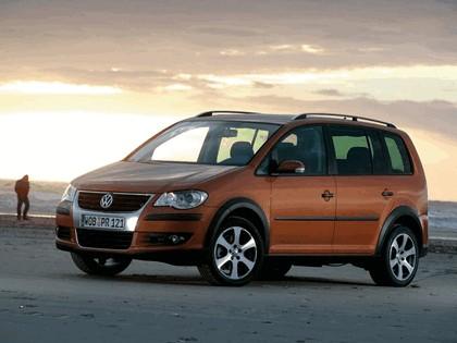 2007 Volkswagen CrossTouran TSI 1