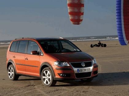 2007 Volkswagen CrossTouran TSI 2