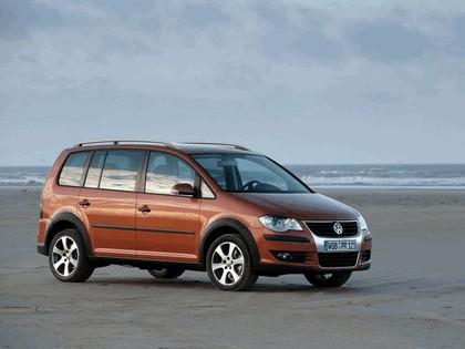 2007 Volkswagen CrossTouran TSI 3