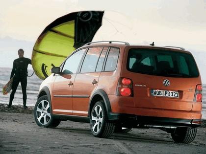 2007 Volkswagen CrossTouran TSI 6