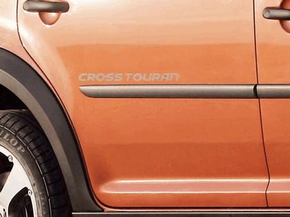 2007 Volkswagen CrossTouran TSI 10