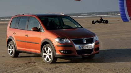 2007 Volkswagen CrossTouran TSI 5