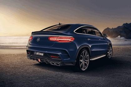 2016 Mercedes-Benz GLE coupé by Larte Design 6