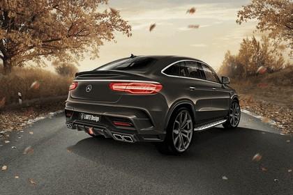 2016 Mercedes-Benz GLE coupé by Larte Design 9