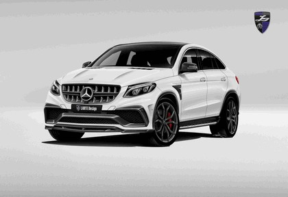 2016 Mercedes-Benz GLE coupé by Larte Design 10