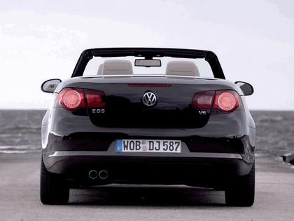 2007 Volkswagen EOS V6 22