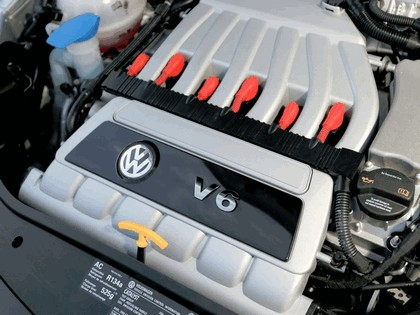 2007 Volkswagen EOS V6 33